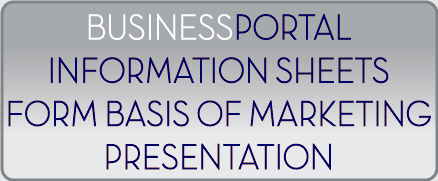 Use BusinessPortal-CH as the basis of the marketing presentations