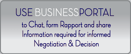 Use BusinessPortal-CH to Chat, form Rapport and share Information